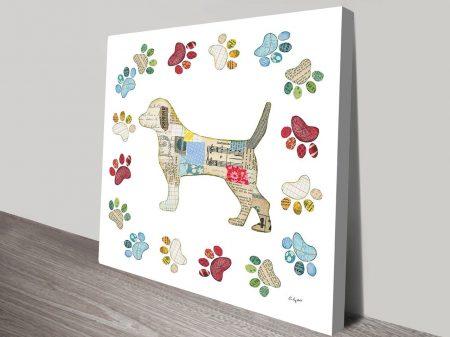 Good Dog IV Prints