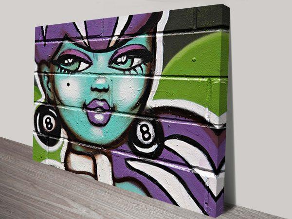 Street Art Prints Sydney