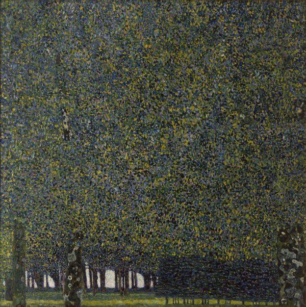 Canvas Photo Print of Painting The Park by Gustav Klimt Sydney
