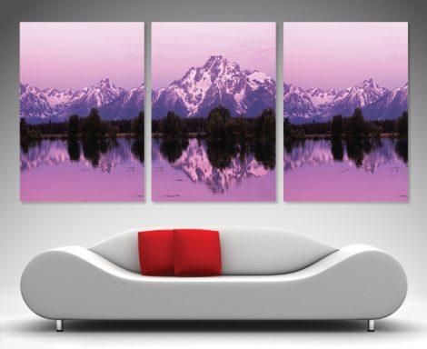 Buy High Dawn Triptych Wall Art Set of Prints