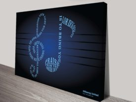 Hillsong United from The Inside Out Wall Print