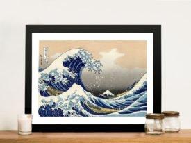 Katsushika Hokusai Art Prints