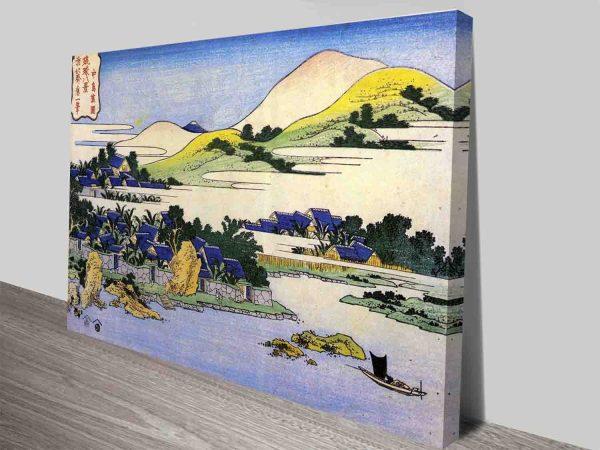Landscape of Ryukyu Classical Concept Art