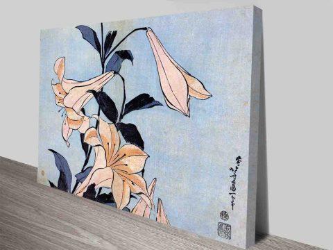 Lilies Nature Concept Art Online For Sale