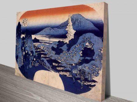 Mount Haruna Japanese Nature Concepts