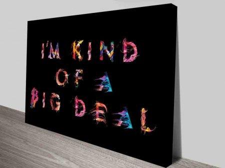 Im Kind Of A Big Deal 2