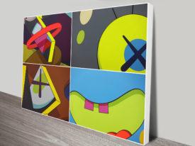 Kaws La Galerie Perrotin art