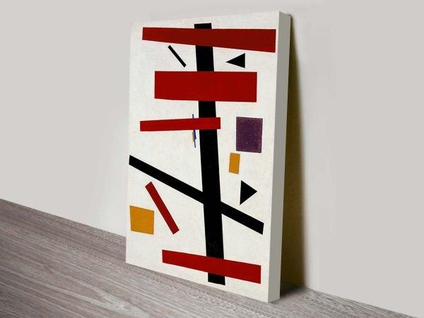 Kazimir Malevich Suprematism Abstract Wall Art Print