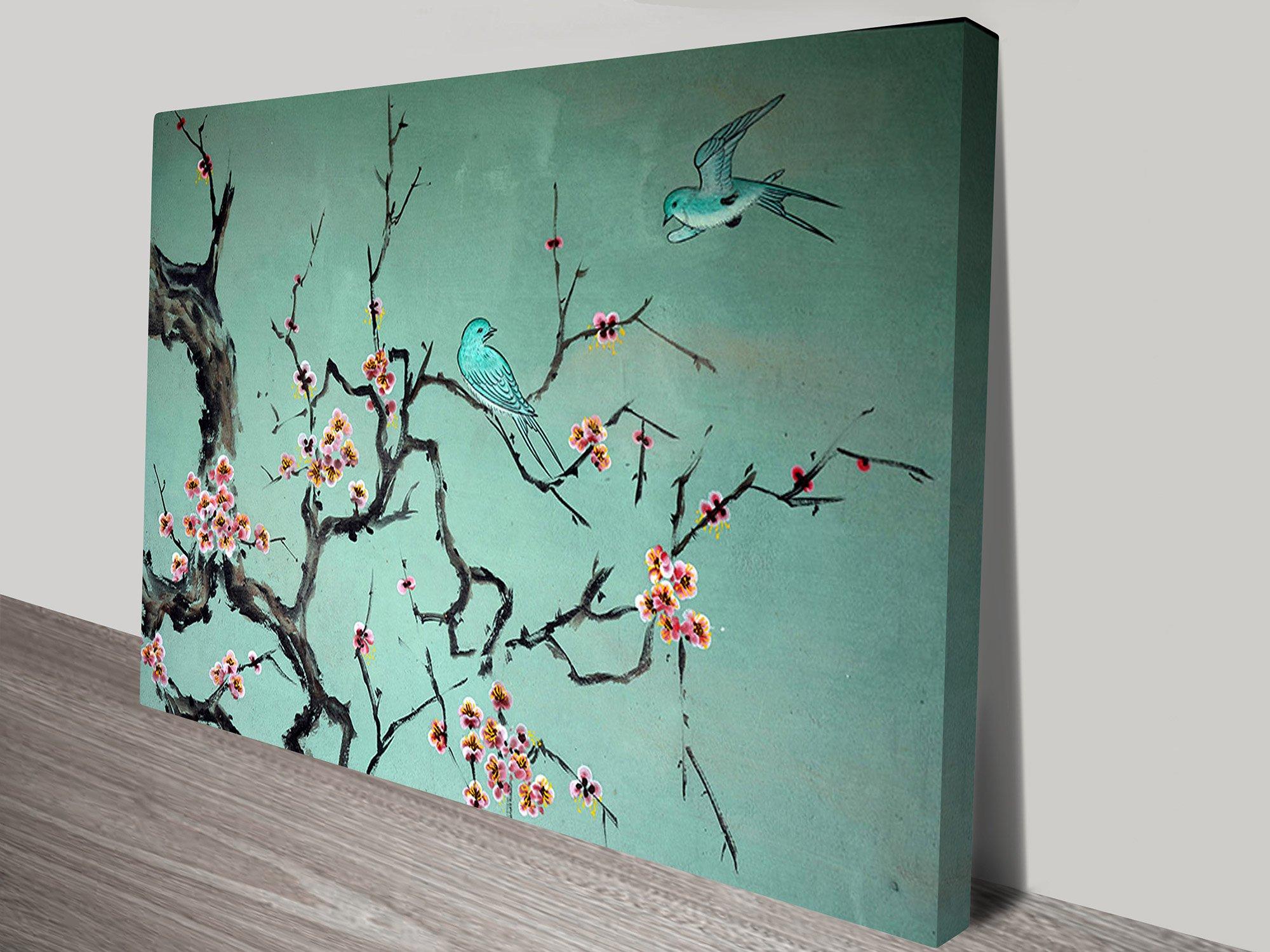 Korean traditional art wall art