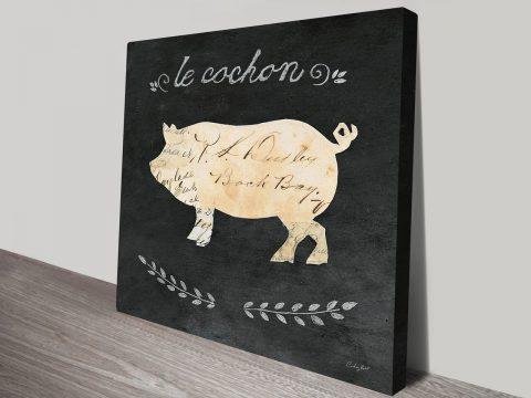 Le-Cochon Cameo
