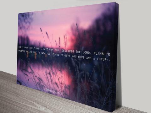 Inspirational Christian Quotes Art