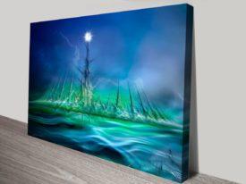 Lighthouse Australia Canvas on Photo Prints Online