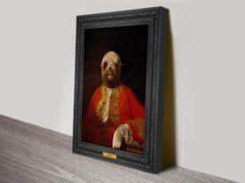 Markus Pilgrim Urban Art Lord Seal Animal Aristocracy