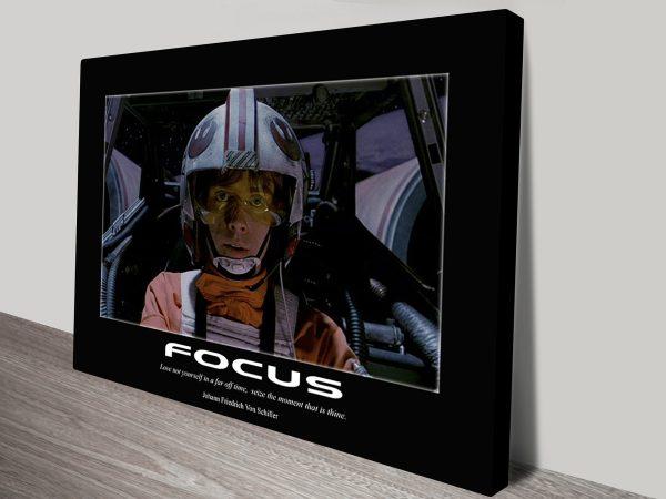 Buy Luke Skywalker Canvas Art Gift Ideas AU