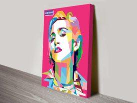 Madonna pink pop art