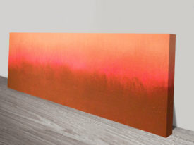 Mark Rothko panoramic canvas print