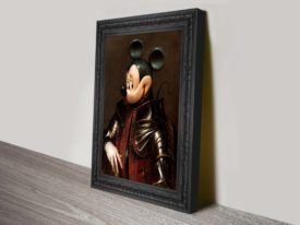 Markus Pilgrim Mickey Mouse