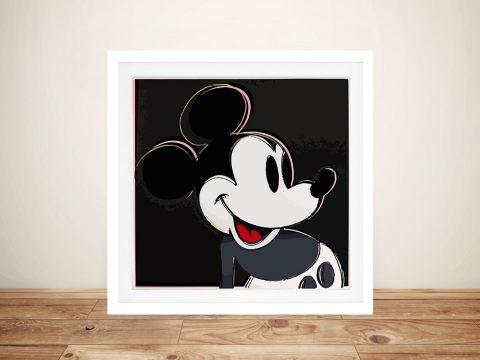 Warhol Mickey Retro