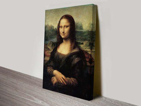 Mona Lisa Classical Art Print