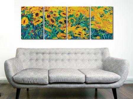 Naranja 4 Panel