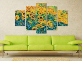 Naranja 5 Panel