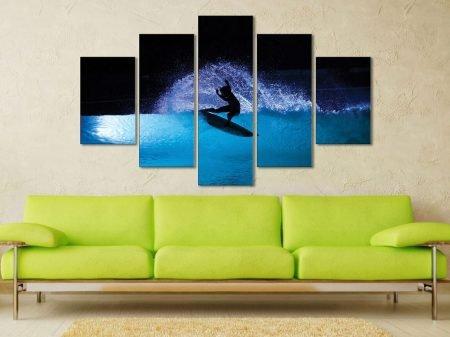 Night Surf 5 Panel