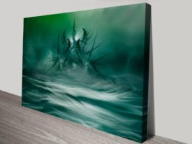 Northern Fantasy Perth Canvas on Prints Online Sales