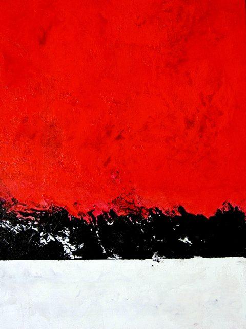 Abstract Canvas Wall Art Painting Print