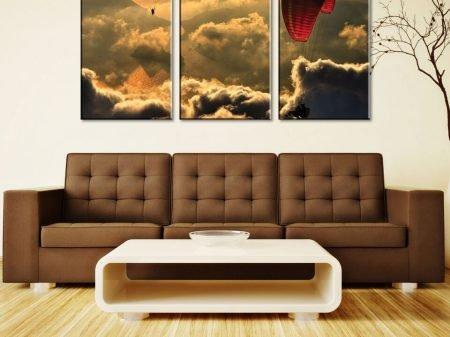 Paragliding Dream 3 Panel