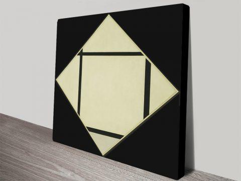 Piet Mondrian Tableau I Lozenge Print