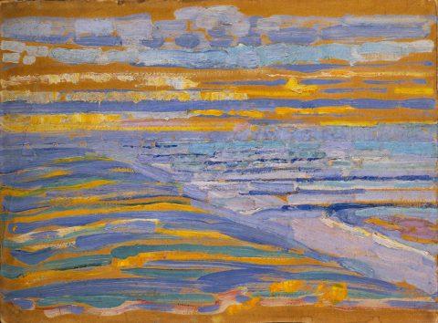 Piet Mondrian Landscape Wall Art Picture Brisbane