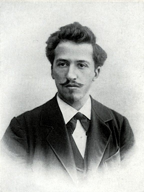 Piet Mondrian Portrait