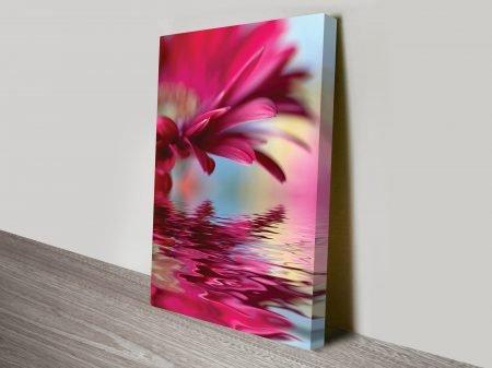 Pink Reflections Wall Art