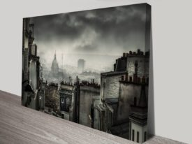 Prague Canvas Wall Art