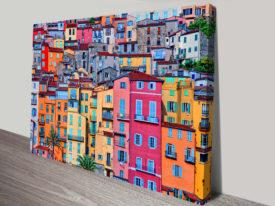 Provence Canvas Print Australia