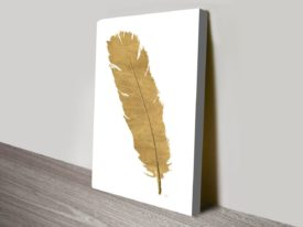 Pure-Gold-Feather-V-canvas-print_preview