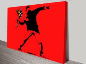 Rage Flower Thrower red Rage