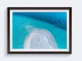 Surf Paradise Framed Photo Prints