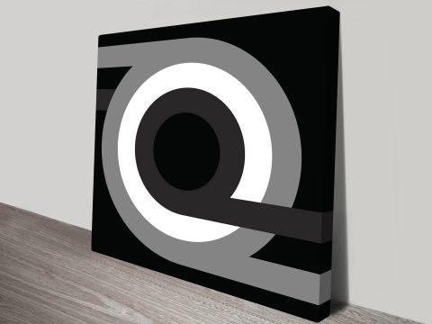 Retro Geometric Art sydney