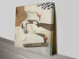 Richard Hamilton Glorious Techniculture Wall Print