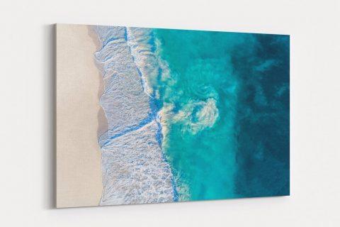 Aerial Photo Canvas-Prints