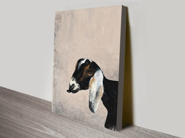 Billy Goat By Patsy Ducklow