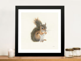 Woodland Critter | Online Prints On Canvas