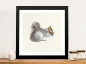 Woodland Critter - Squirrel II | Gift Ideas