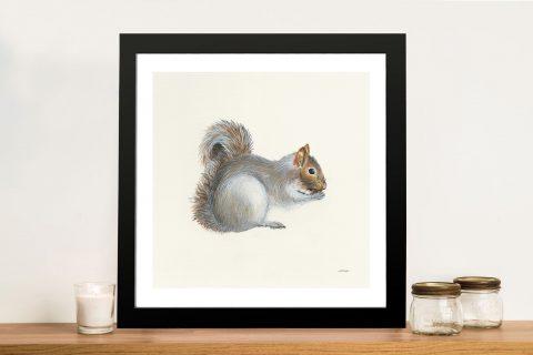 Woodland Critter - Squirrel II | Gift Ideas