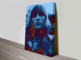 solarized summer elena kulikova wall art canvas print
