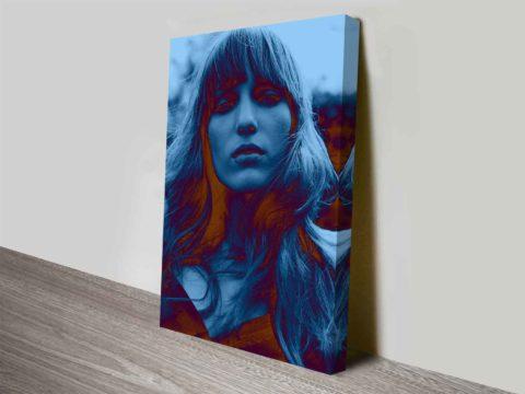 solarized summer elena kulikova wall art canvas print