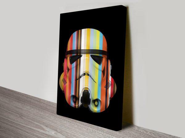 Painted Stormtroopers Star Wars Art Brisbane