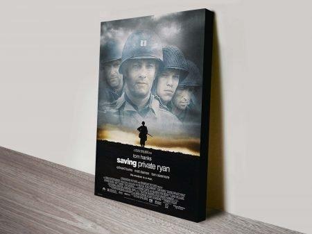 Buy a Saving Private Ryan Movie Poster Print