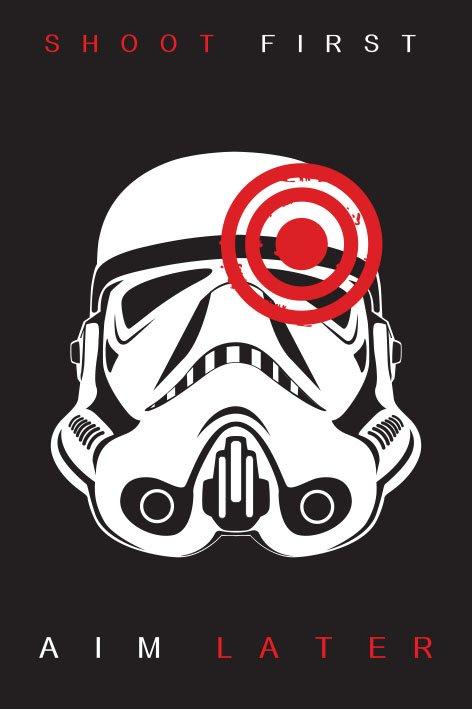 Stormtrooper Helmet Art